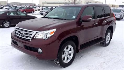 Pre Owned 2011 Lexus Gx 460 Premium Package Review Youtube