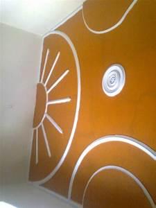 Wall or ceiling pop design - GharExpert