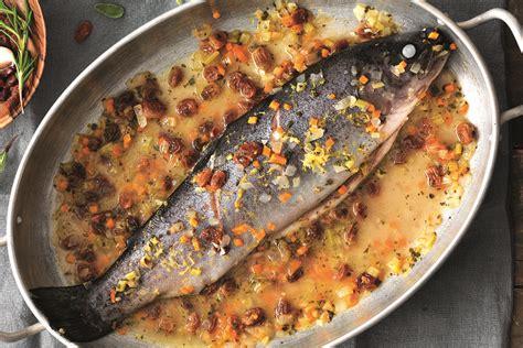 ricetta trota alla piemontese la cucina italiana
