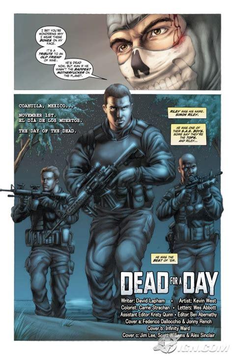 Modern Warfare 2 Ghost 1