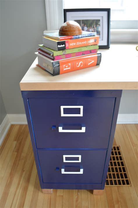 desk with file cabinet this handyman and i when i begged this handyman for