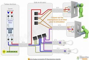 Le Va Et Vient : montage cblage branchement dun va et vient comment ~ Dailycaller-alerts.com Idées de Décoration