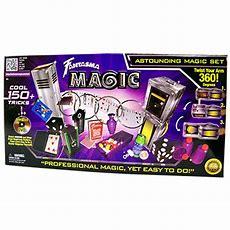 Astounding Magic Set (with Dvd) By Fantasma Magic