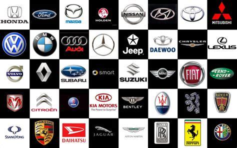car brand logos  names list