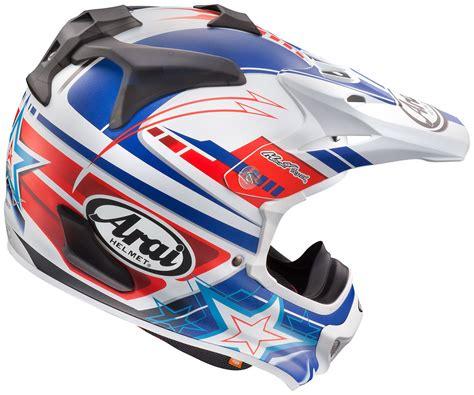 arai motocross arai mx v yankee offroad helmet buy cheap fc moto