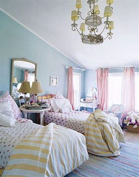15 Adorable Pink And Blue Bedroom For Girls Rilane