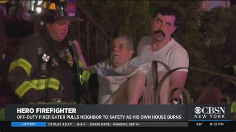 Firefighter Piotr Orlowski's Home Destroyed In Massive ...