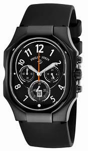 Philip Stein Classic Chronograph Men U0026 39 S Watch Model  23b