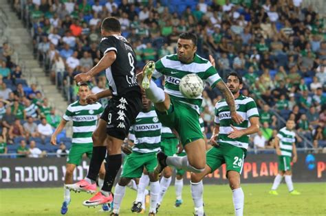 אצטדיון סמי עופר הוא הבית החדש של מ.כ מכבי חיפה. גביע הטוטו: 0:0 בין מכבי חיפה לעירוני קרית שמונה   ספורט 1