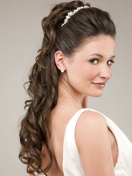 hairstyles  long hair wedding party