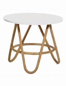 Table Basse Panier : fauteuil en rotin naturel coquille vintage bruno rotin vintage ~ Teatrodelosmanantiales.com Idées de Décoration