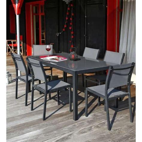 chaise aluminium exterieur best table et fauteuil de jardin aluminium pictures