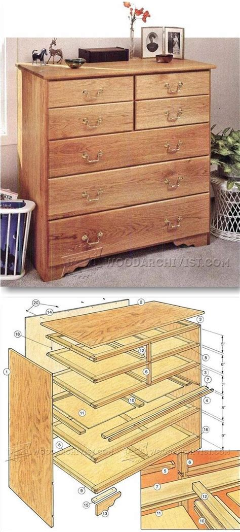 chest  drawers ideas  pinterest grey chest