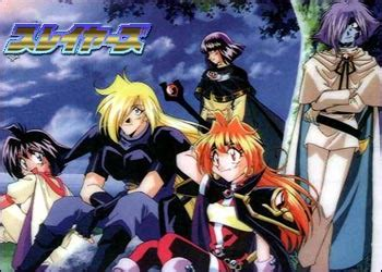 film anime naga list of slayers characters wikipedia