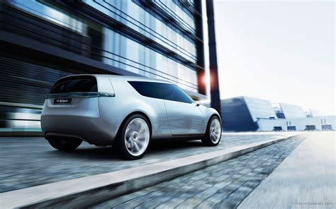 Saab Biohybrid Widescreen Wallpaper In 1280x800 Resolution