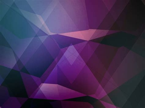 Purple Geometric Worship Background