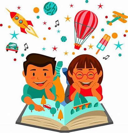 Reading Education Child Clipart Learning Children Learn