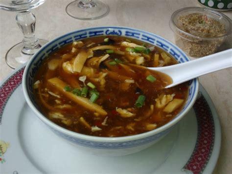 recette de cuisine chinoise recette de cuisine chinoise la soupe de poulet pékinoise