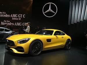 Mercedes Amg Gt Prix : mercedes amg gt 2017 plus puissante pour le m me prix photo 11 l 39 argus ~ Gottalentnigeria.com Avis de Voitures