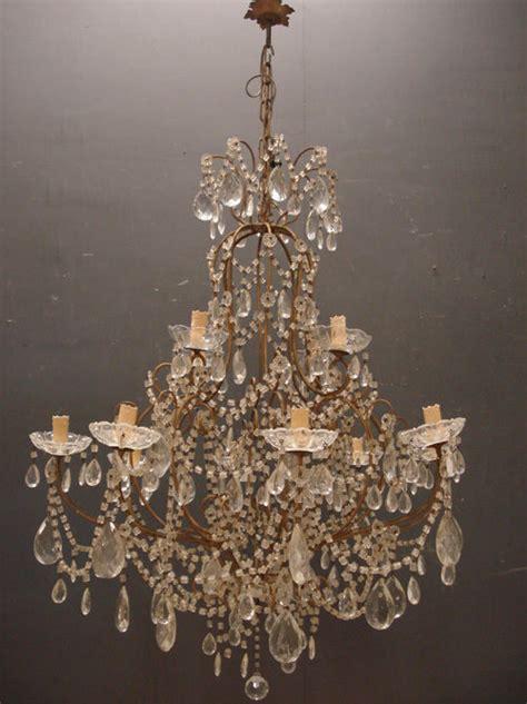 the italian chandelier antiques atlas italian chandelier