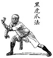 Lessons from the Chinese #2: Fu Jiao (Tiger's Claw) Kung ...