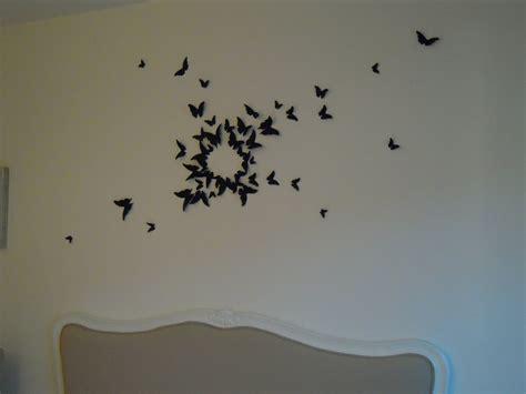 diy d 233 co murale type 171 gossip envol 233 e de papillons 171 paillettes et chocolats