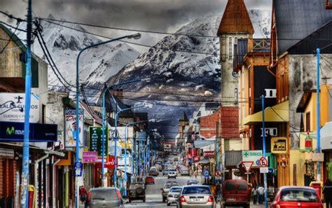 ushuaia  worlds southernmost city   argentina