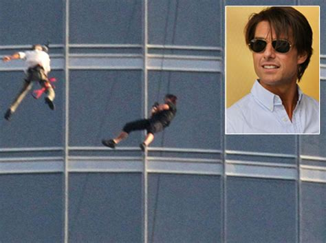 Tom Cruise Mission Impossible Ghost Protocol Star
