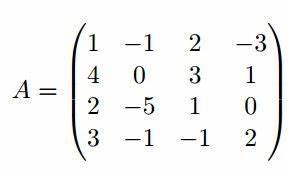 Auflagerreaktion Berechnen : matrixgleichung inverse matrix bestimmen a 1 mit den ~ Themetempest.com Abrechnung