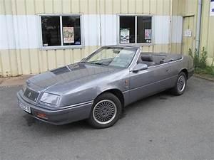 Chrysler Le Baron Cabriolet : chrysler le baron v6 1991 youtube ~ Medecine-chirurgie-esthetiques.com Avis de Voitures