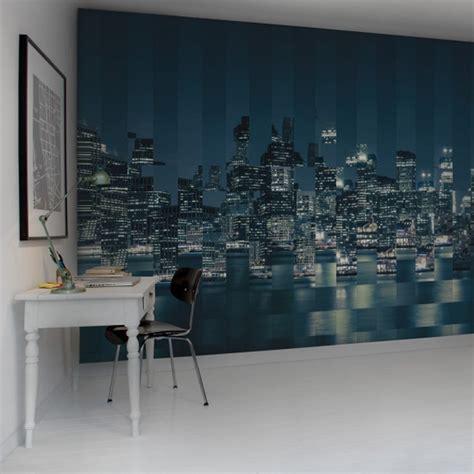 papier peint pour chambre ado nouveauté espace au fil des couleurs