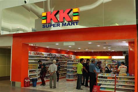 kk super mart kk group