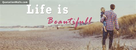 Live Life Quotes Facebook Cover