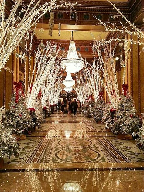 roosevelt hotel new orleans christmas decorations