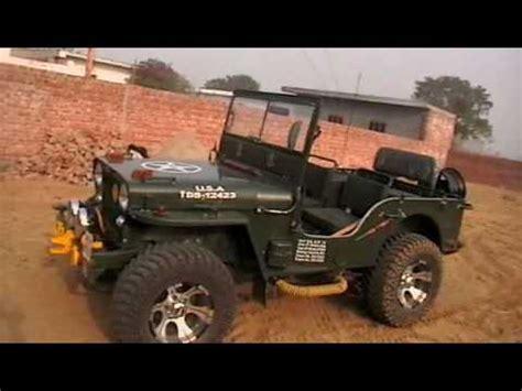 punjabi open jeep punjab willy open jeep youtube