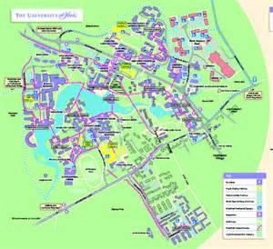 New York University Campus Map