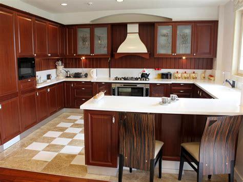 shaped kitchens hgtv