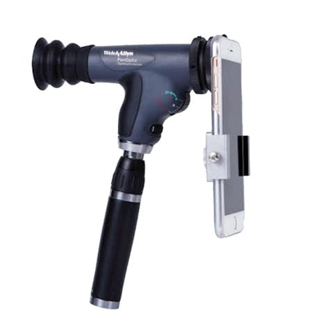 Marco Slit Lamp by Panoptic Ophthalmoscope Smartphone Adapter