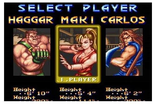 Final fight 2 snes rom download :: limobani
