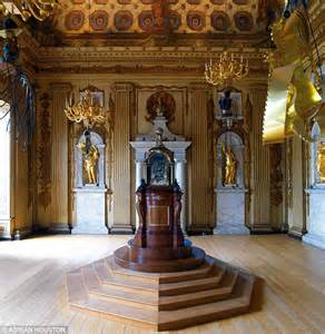 Kensington Palace Cupola Room by Kensington Palace After A 163 12 Million Refit The Nation