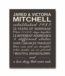 25 fancy gift ideas for 25 year wedding anniversary With 25 year wedding anniversary