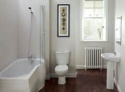 Bathroom Design Photos Free by Small Modern Bathroom Design With White Porcelain Tub And Water Closet Plus F