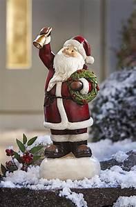 Weihnachtsmann Deko Aussen : bewegungsmelder weihnachtsmann jetzt bei bestellen ~ Orissabook.com Haus und Dekorationen