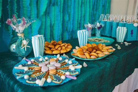 karas party ideas   sea  birthday party