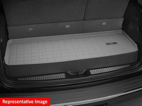 weathertech cargo mat weathertech cargo liner trunk mat for kia sedona 2015