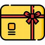 Icon Gift Card Icons