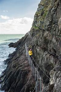 31 best images about The Gobbins Cliff Path, Co. Antrim on ...