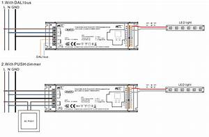 200w Triac Led Driver With 4 Dimming Interfaces In 1 Srpc