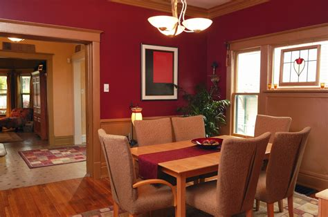 best color to paint a room with fabulous dark red wall