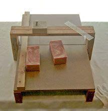 soap slab cutter log splitter loaf cutter